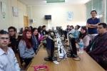 Estudiantes de las carreras de Traducción inglés español y Pedagogía en inglés rinden la Evaluación Diagnóstica Cambridge English Placement Test